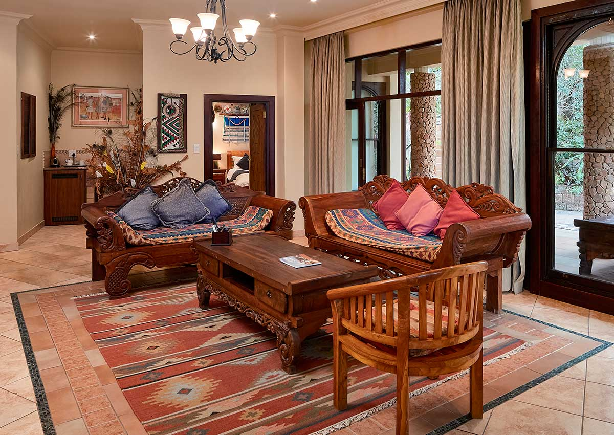 Executive Suites Ammazulu African Palace