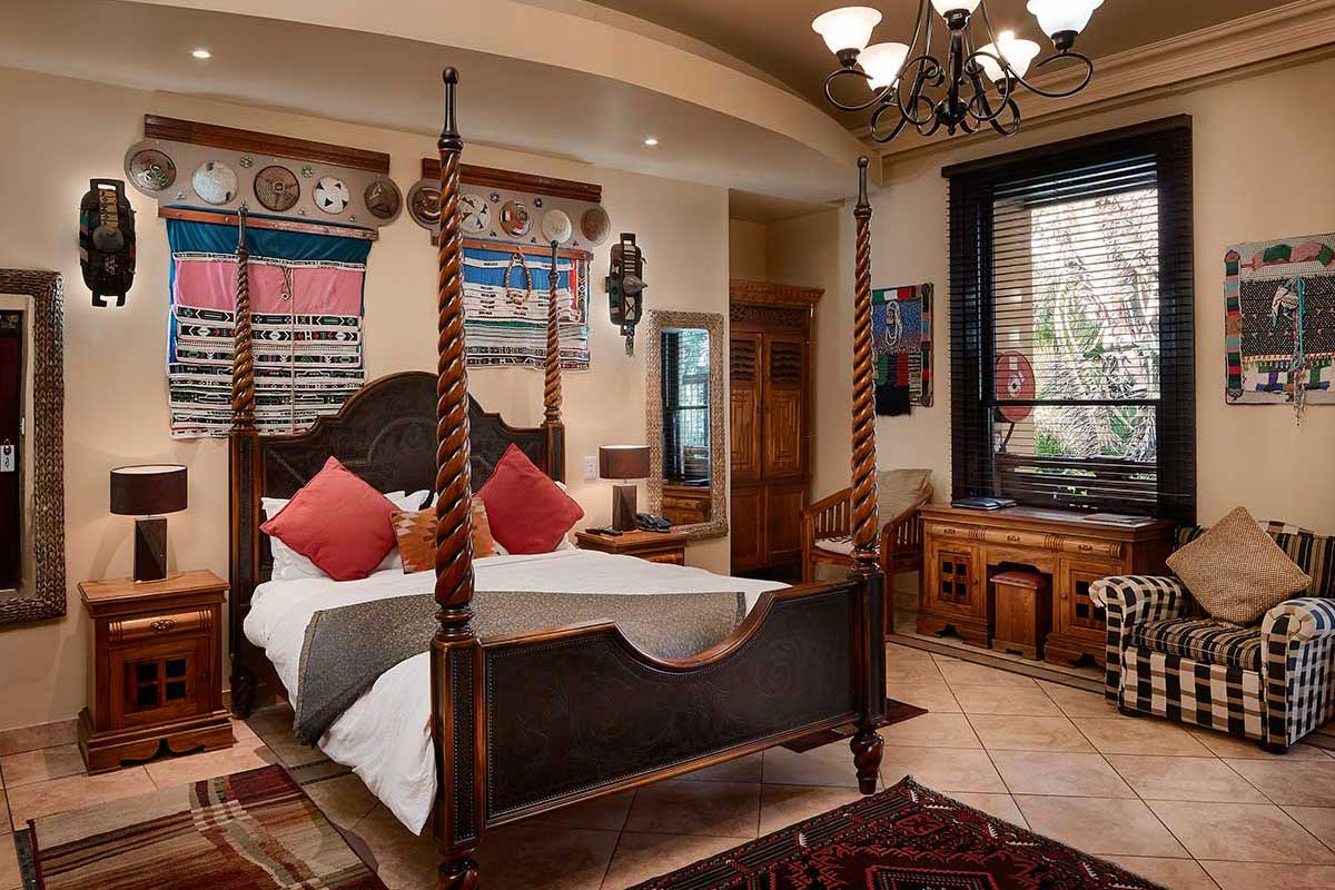 Junior Suites Ammazulu African Palace