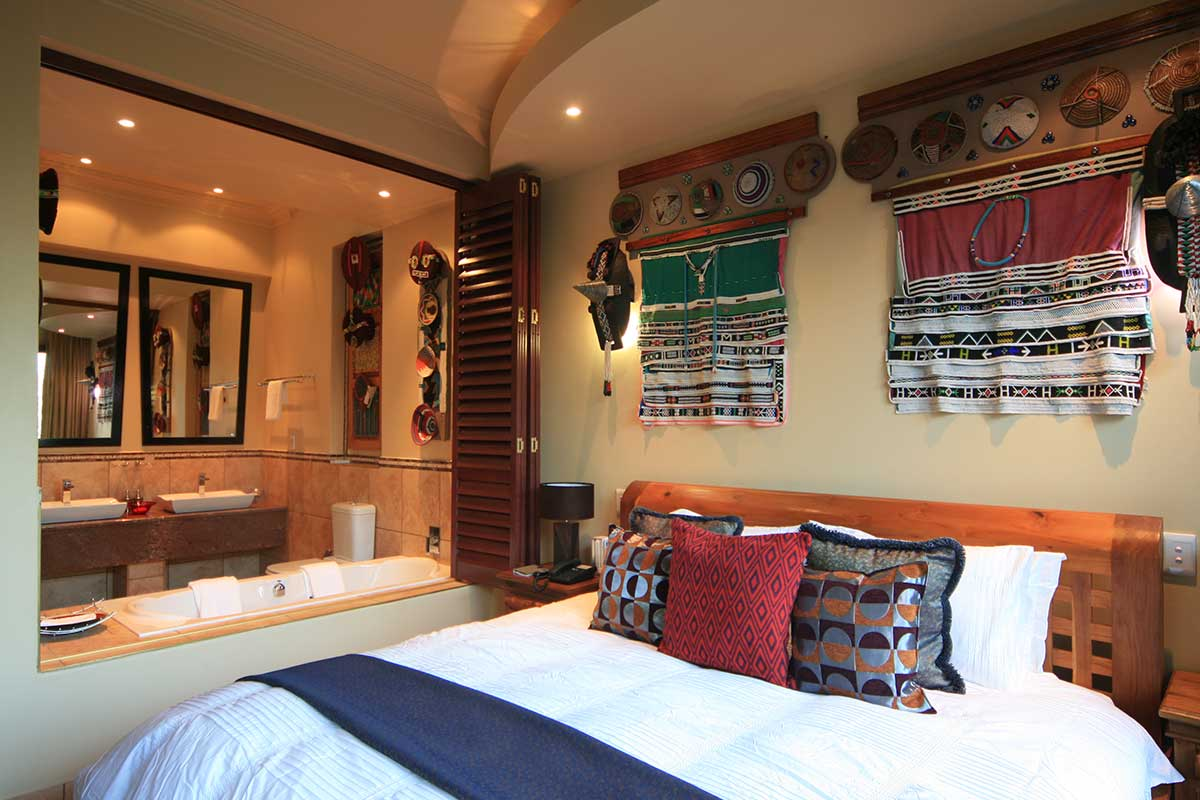 Ammazulu African Palace Deluxe Suites